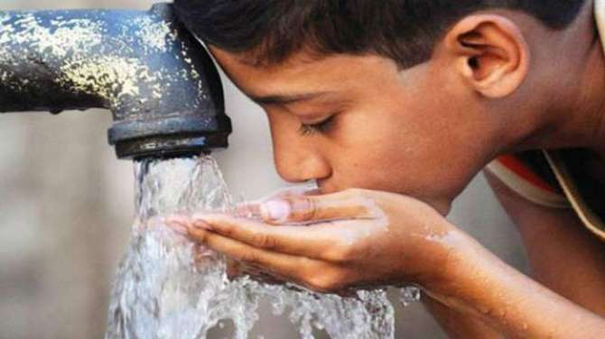 90% of the diseases caused by drinking water