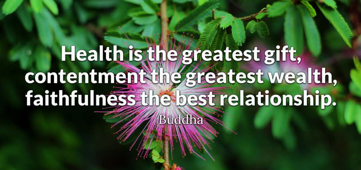Photo of Health Quote