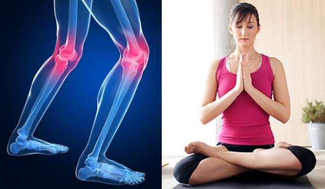 Photo of Yoga to eliminate joint pain