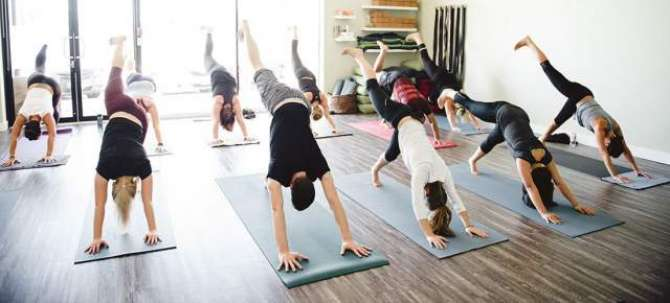 Photo of Yoga's mental and physical fitness