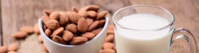 Amazing Effects of Almonds and Milk on Human Bodies