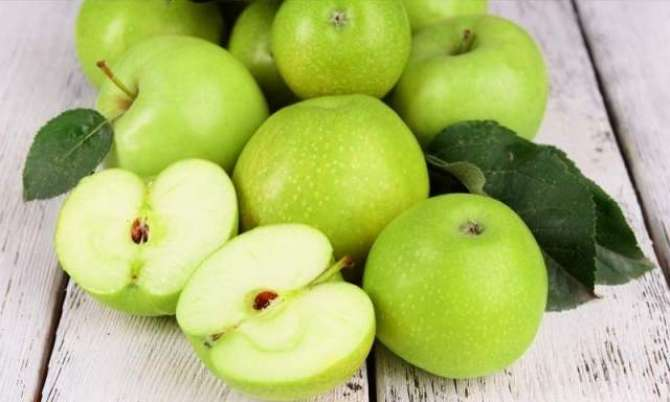 Benefits of green apple