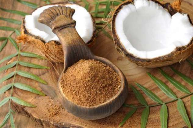Coconut Sugar Alternative Synthetic Sugar
