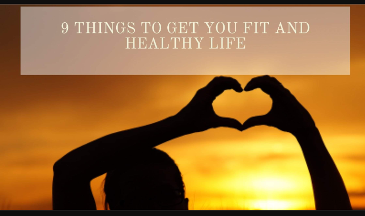 Fit and Healthy Life